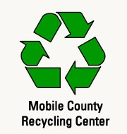 Mobile County Recycling Center Logo